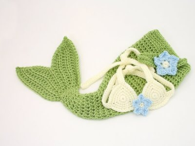 Baby Mermaid Outfit Pattern