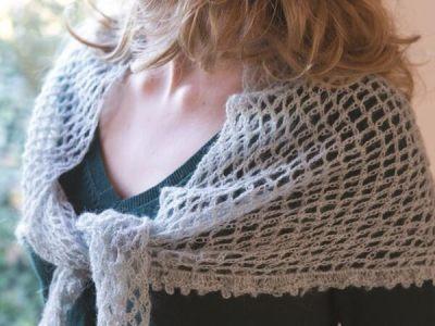 Shawl Crochet Pattern