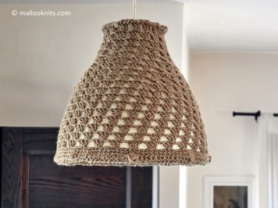 FARMHOUSE LAMPSHADE