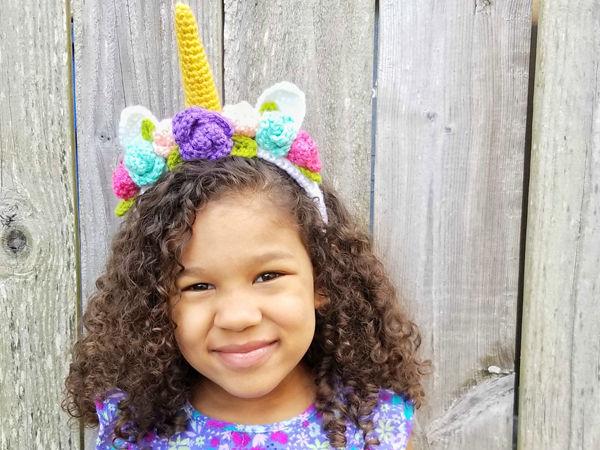 Magical Unicorn Headband