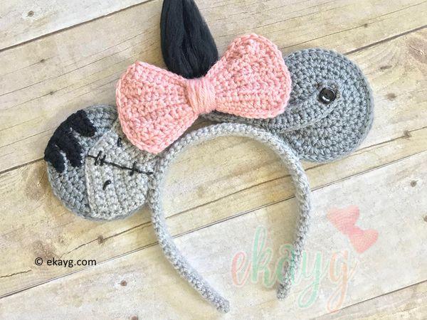 Eeyore Mouse Ears