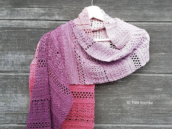 Portobello road shawl