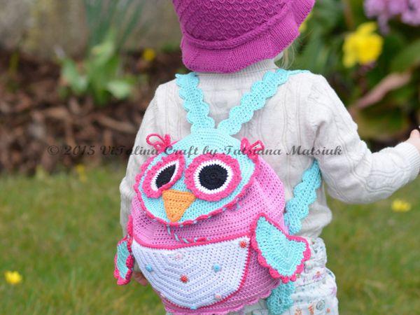 Owl Traveller Backpack