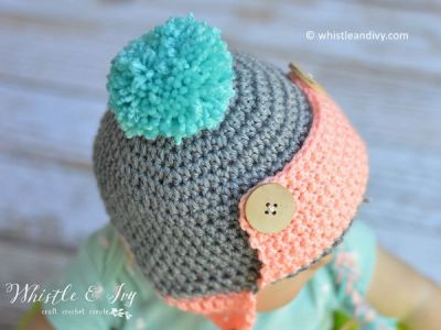 Baby Trapper Hat