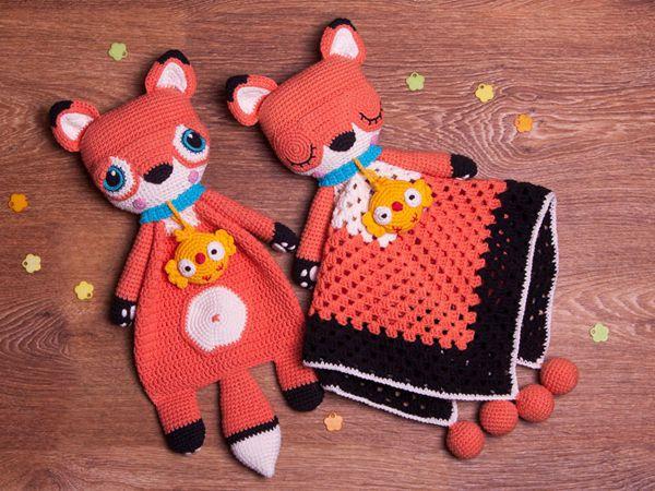 Fox Ragdoll & Fox Lovey