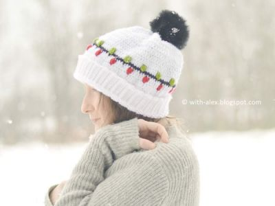 Christmas Vacation Beanie