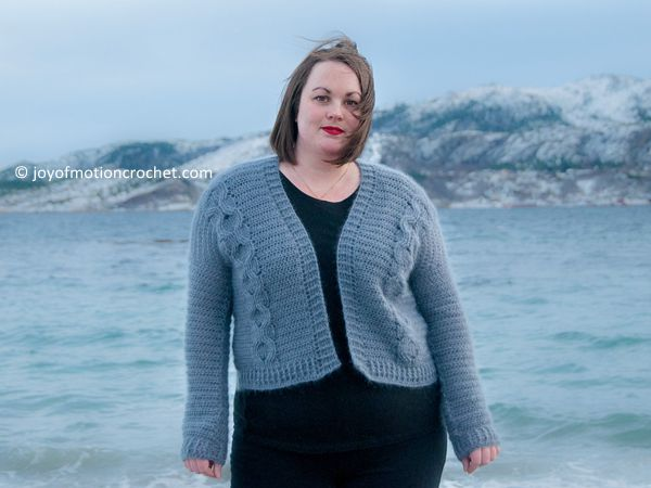 Everyday Cable Cardigan