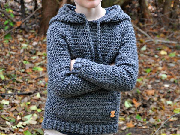 Everyday Hoody Sweater
