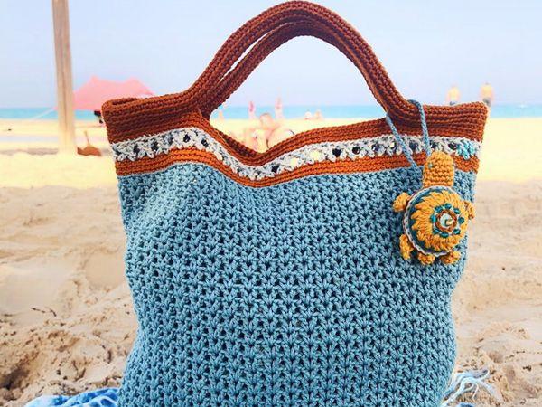 crochet Crochet Zanzibar Bag