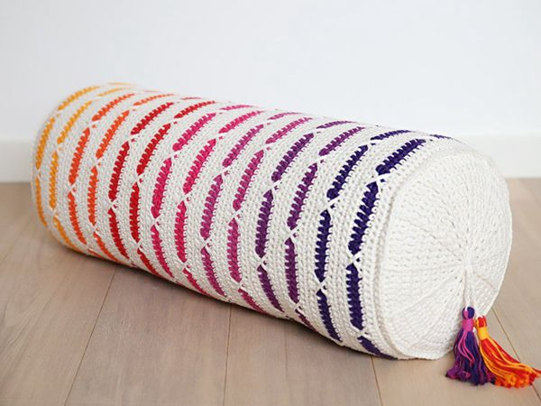 crochet XOXO Pillow easy pattern