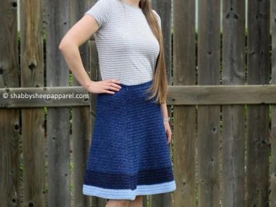 crochet The Jean Skirt free pattern