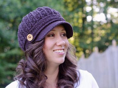 crochet The Tommy Hat easy pattern