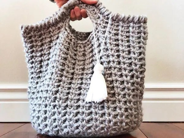 crochet The Sutton Crochet Bag easy pattern