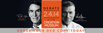 Nye Ham Debate DVD Pre Order today!