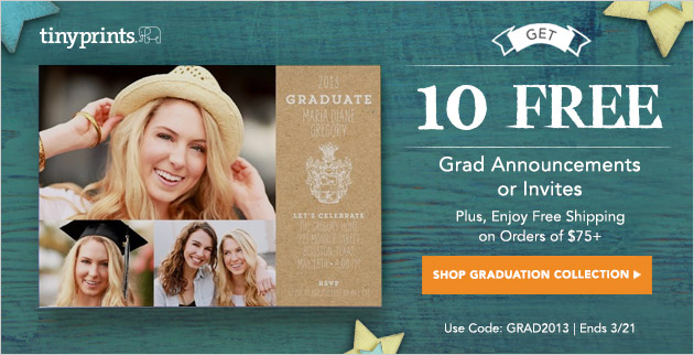Need Graduation Announcements Fast