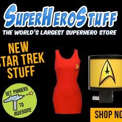 SuperHeroStuff: New Star Trek Stuff