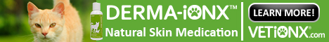 VetIonX Pet Health - Derma