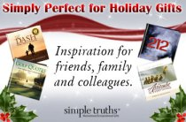 Christmas Holiday Deals -simple truths Holiday Gift Ideas