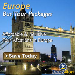Europe Bus Tour Packages