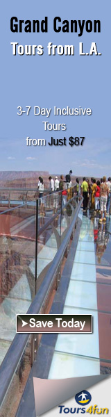 Grand Canyon Tours From LA
