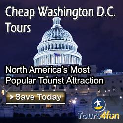Cheap Washington DC Tours