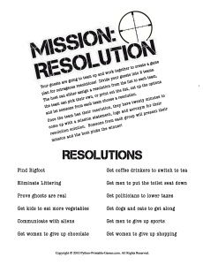 mission new year quotes