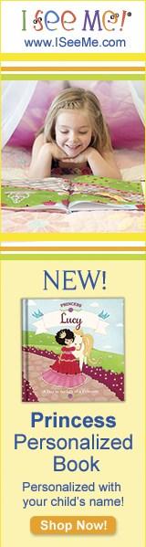 Personalized Princess Books
