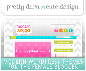 StudioPress Premium WordPress Themes: Modern Blogger Theme