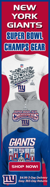 Shop the Official Online Team Store of the New York Giants