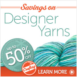 Daily Knitting Deals at Craftsy.com