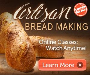Online Bread Making Class