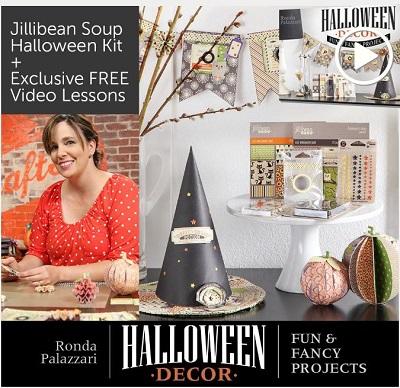 Jillibean Soup Halloween Kit at Craftsy