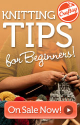 Online Knitting Class for Beginners!