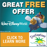 Great Perks for your Walt Disney World Vacation at Destinations in Florida
