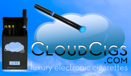 CloudCigs.com - Luxury Electronic Cigarettes