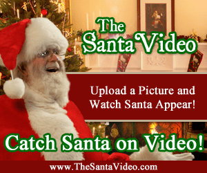 Create A Video Of Santa Visiting Your House On Christmas! You Can Take A  Picture To Use, Wherever You Want In Your House.