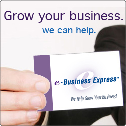e-Business Express We Help Grow Your Business
