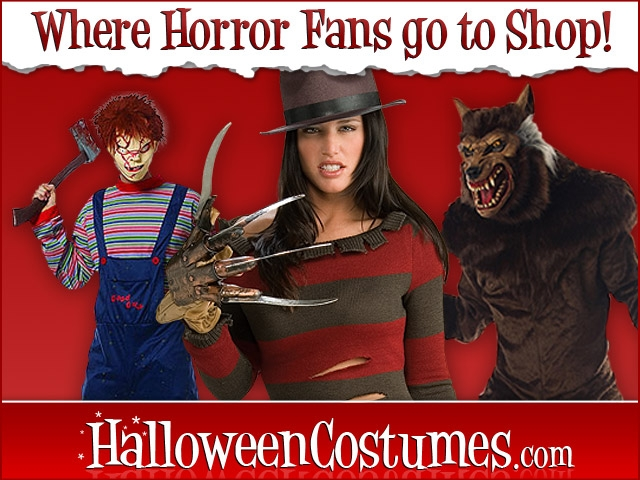Buy Scary Costumes