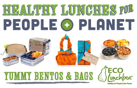 ECOlunchbox - Green and Healthy Lunchboxes for People & Planet