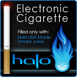 Best Cigalike Electronic Cigarettes Reviewed! -Halo G6 Starter Kit