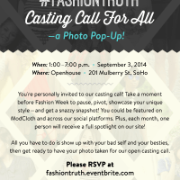 ModCloth Open Casting Call for All