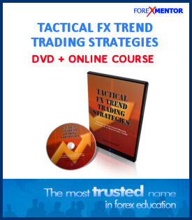 Tactical FX Trend Trading Strategies by Vic Noble and Kelvin Thornley (DVD + online)