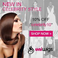celebrity hair style