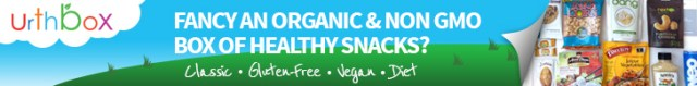 Healthy Snacks Delivered Monthly