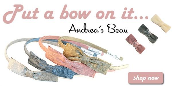 Andrea's Beau Hair Bows