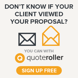 Quote Roller - Online Proposal Software
