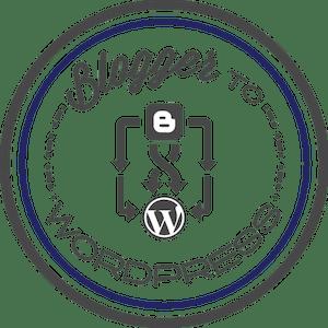 Blogger to Wordpress Trasnfer