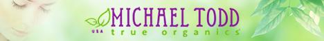 Organic Cosmetics by Michael Todd True Organics
