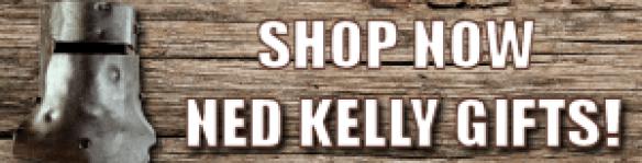 Ned Kelly Belt Buckle