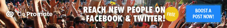Reach new people on Facebook & Twitter for Free!